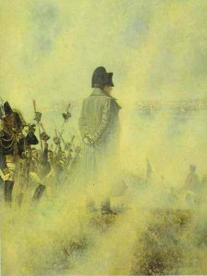 Vereshchagin, Napoleon near Moscow