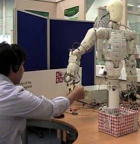 Dynamics and control adaptive control for humanoid robots
