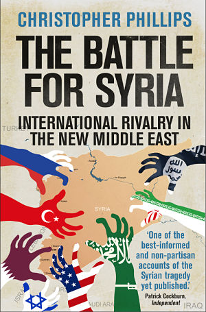 Chris Phillips Book Syria