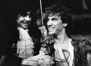 Production photograph from 'Peter Pan', Bristol Old Vic Company, 1984