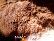 The 13,000-year-old carving found in Cheddar Caves