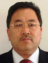 Professor Yongjin Zhang, newly appointed Director of CEAS from 1 July