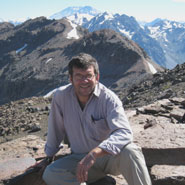 Jon Blundy, Professor of Petrology, Department of Earth Sciences