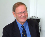 Professor Peter Haggett CBE