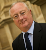 Vice-Chancellor Professor Eric Thomas
