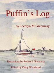 Cover of Puffin's Log