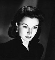 Photograph of Vivien Leigh from the John Vickers Photographic Archive