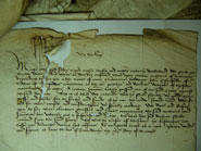 A personal letter – now in The National Archives – written by Henry VII to his Lord Chancellor on 12 March 1499 in which he writes that William Weston shall shortly 'with God's grace pass and sail for to search and find if he can the new found land'.