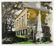 St Helen Hall by John Piper