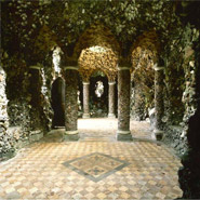 Goldney's shell-lined grotto