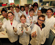 Pupils take part in Fragrance Chemistry Workshop hosted by Bristol ChemLabS