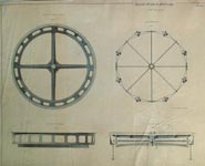 A drawing from Brunel's Great Western Railway