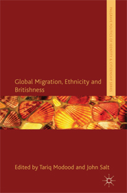 Front cover of 'Global Migration, Ethnicity and Britishness'