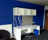A newly refurbished room at The Hawthorns