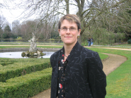 Robin Geller, the new Registrar and Chief Operating Officer at the University of Bristol