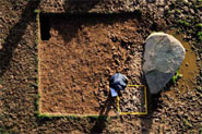 Aerial-Cam image of the site