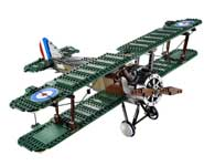 The legendary Sopwith Camel, the aircraft flown by WWI aces and one of the most recognisable British aircraft to take to the skies, has been recreated as a LEGO® Exclusive model in 2012
