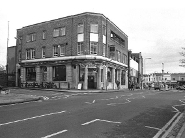The Hen and Chicken pub on North Street, Bedminster, in 1994