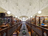 The refurbished Wills Memorial Library