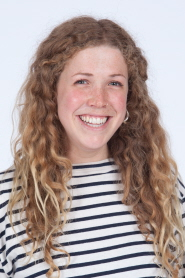 Alice Peck, Elected Officer for Community at UBU