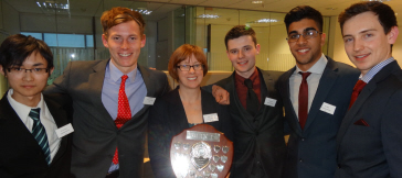 University Business Challenge article
