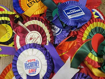 Image of some rosettes