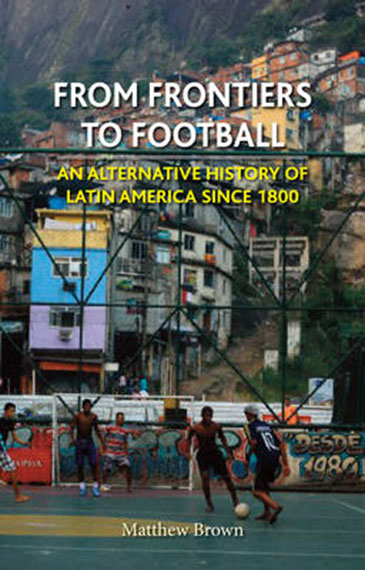 Image of the front cover of From Frontiers to Football