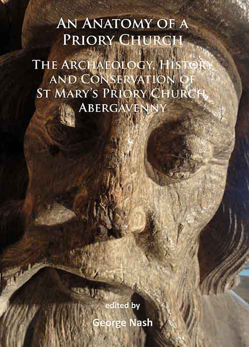 Image of the cover of An Anatomy of a Priory Church