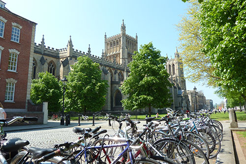 Image of Bristol Cathedral Green