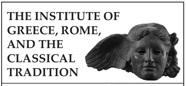 Institute of Greece, Rome and the Classical Tradition logo