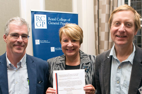 rcgp research paper of the year 2012