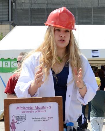 Soapbox Science article 1