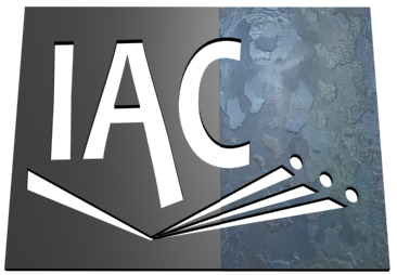 IAC 3D Rendered Logo
