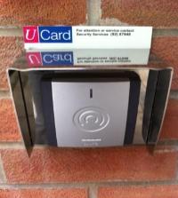 Ucard Readers Security Services University Of Bristol