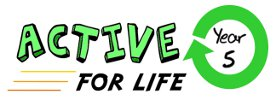 Active for Life Year 5 Study logo