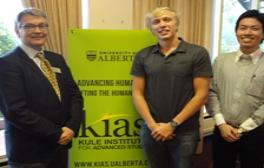 SPAIS students at KIAS Conference 2011